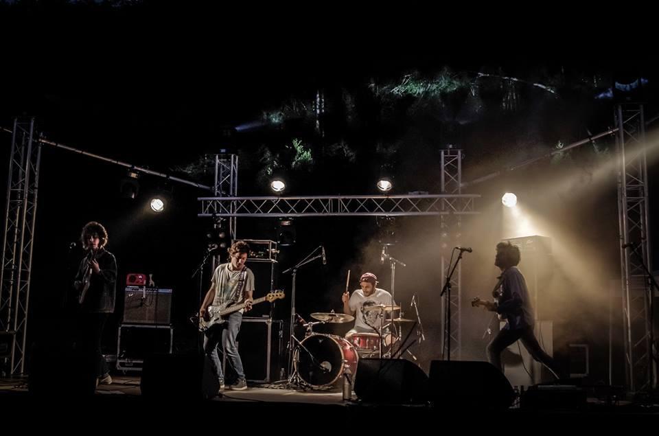 Concert de Johnny Mafia aux Lendemains qui Chantent ©Thomas Poumier