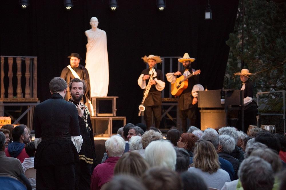 Festival Théâtre à Seilhac ©MalikaTurin