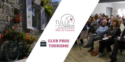 Club Pros Tourisme : rejoignez la communauté