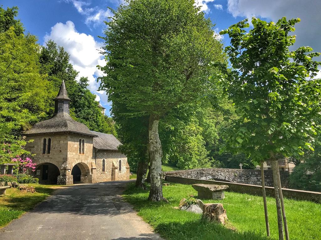 Cités de Caractère - Corrèze - Chapelle Notre-Dame-du-Pont-du-Salut