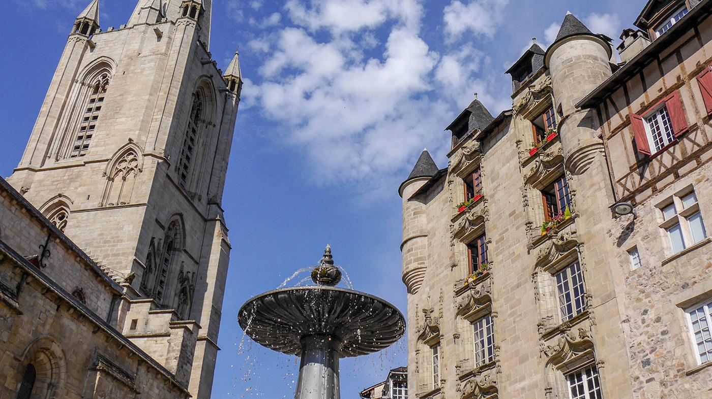 Ville et cités de caractères - Tulle en Corrèze