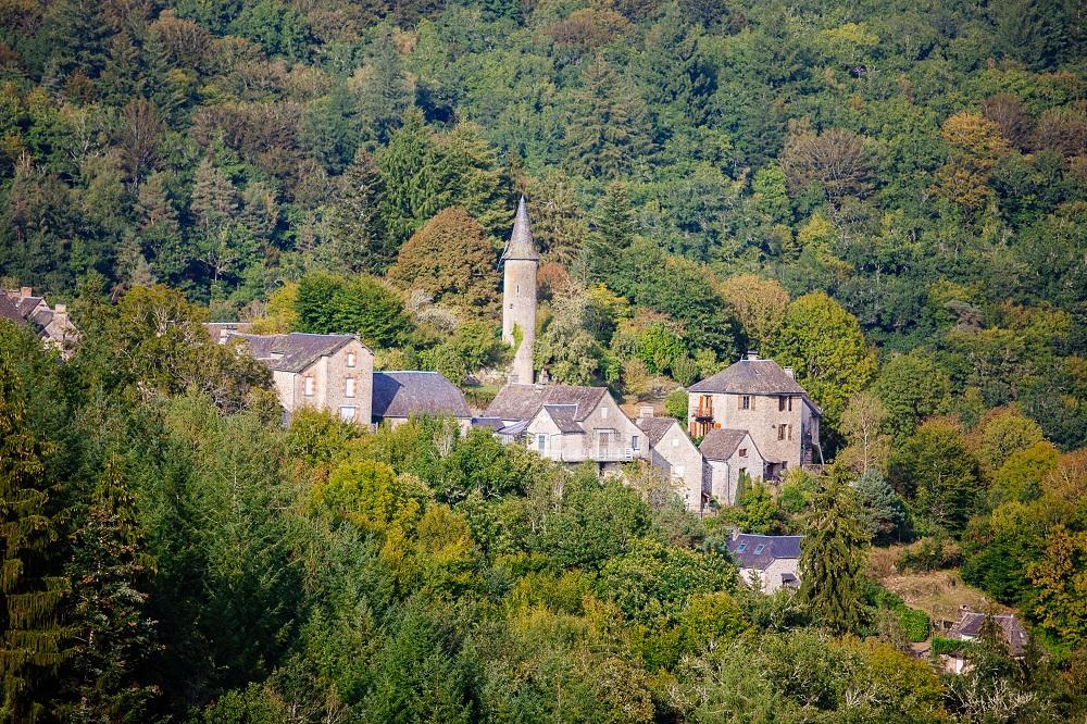 Cités de Caractère - La Roche-Canillac ©Les Conteurs - OT Tulle en Corrèze