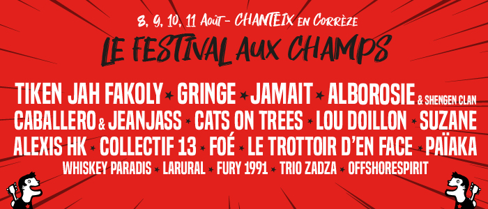 Chanteix fait son Festival aux Champs