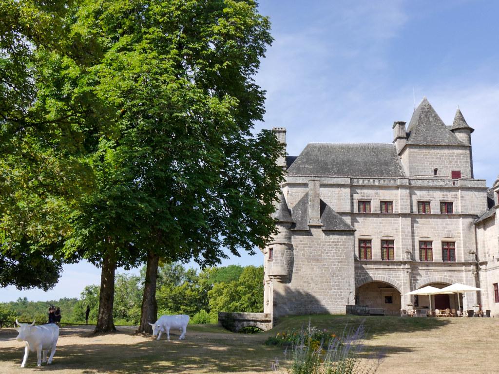 Château de Sédières ©OT Tulle en Corrèze