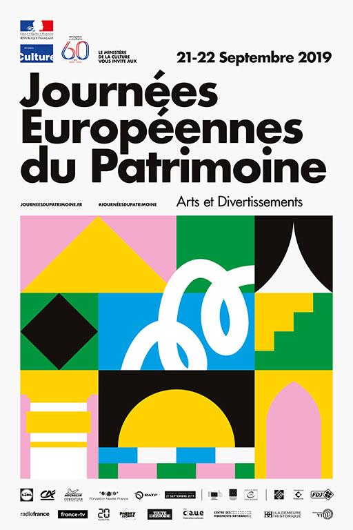 Journées européennes du patrimoine ©Playground / MC
