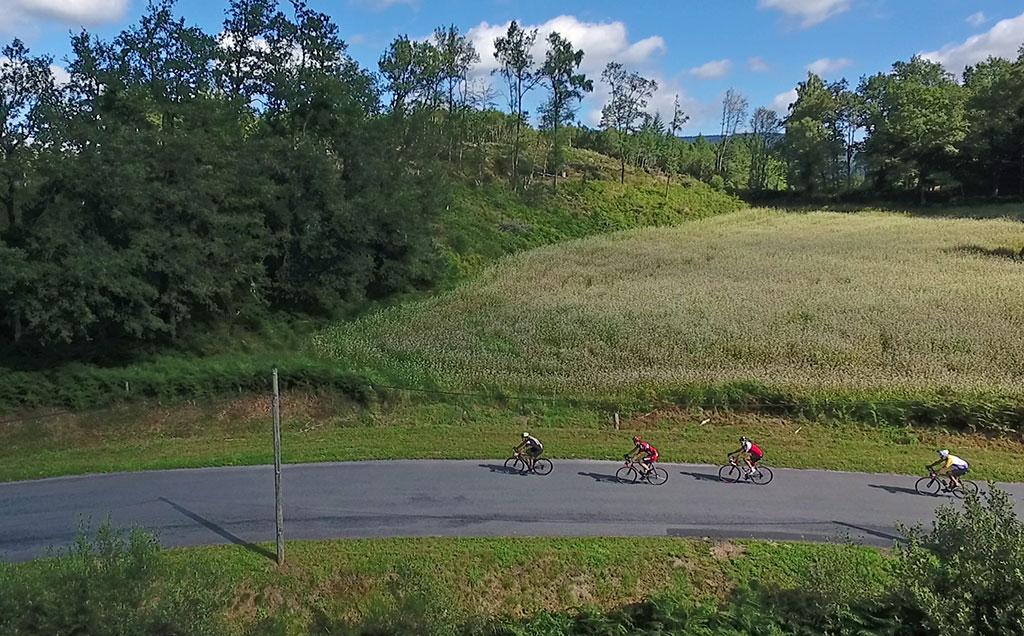Événements-nature-Cyclo-©Drone2vues-Corrèze-Tourisme