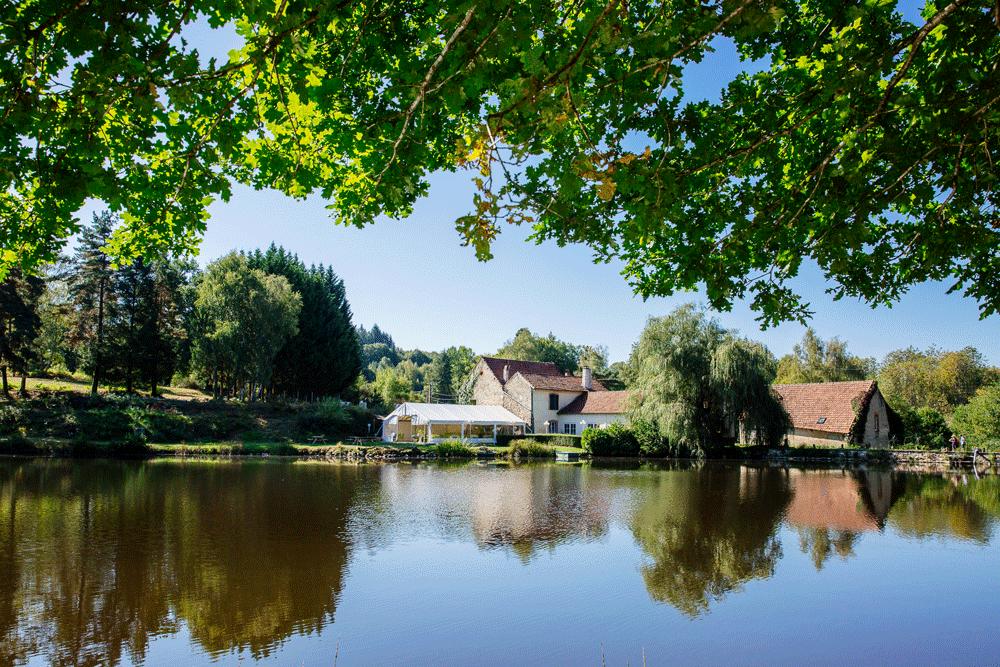 Domaine du Moulin de Lachaud ©Les Conteurs