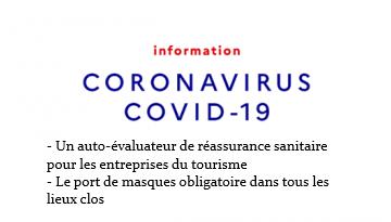 Info Pros #22 : un auto-évaluateur de réassurance sanitaire pour les entreprises du tourisme