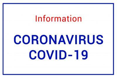 Information COVID-19 #20