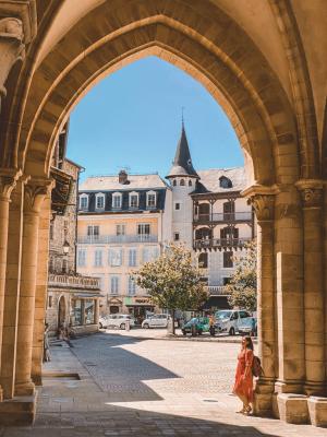 Ville de Tulle ©Marie Frayssinet
