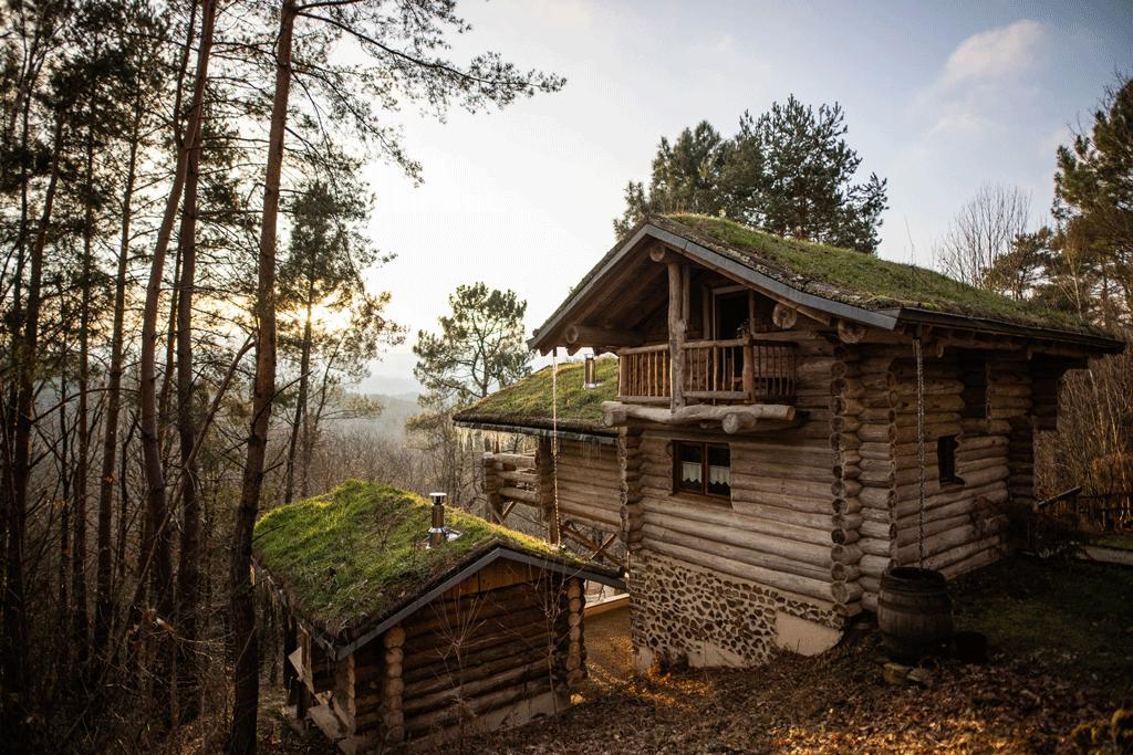 La Cabane de Hans ©Adrien Daste