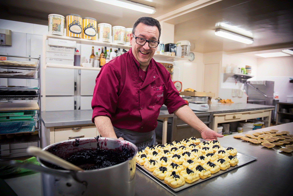 Pâtisserie Charbonnel à Seilhac ©Nadia Mauleon